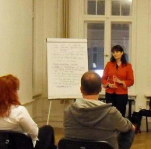 Vortrag Speaker Christina Kruse Personalgewinnung