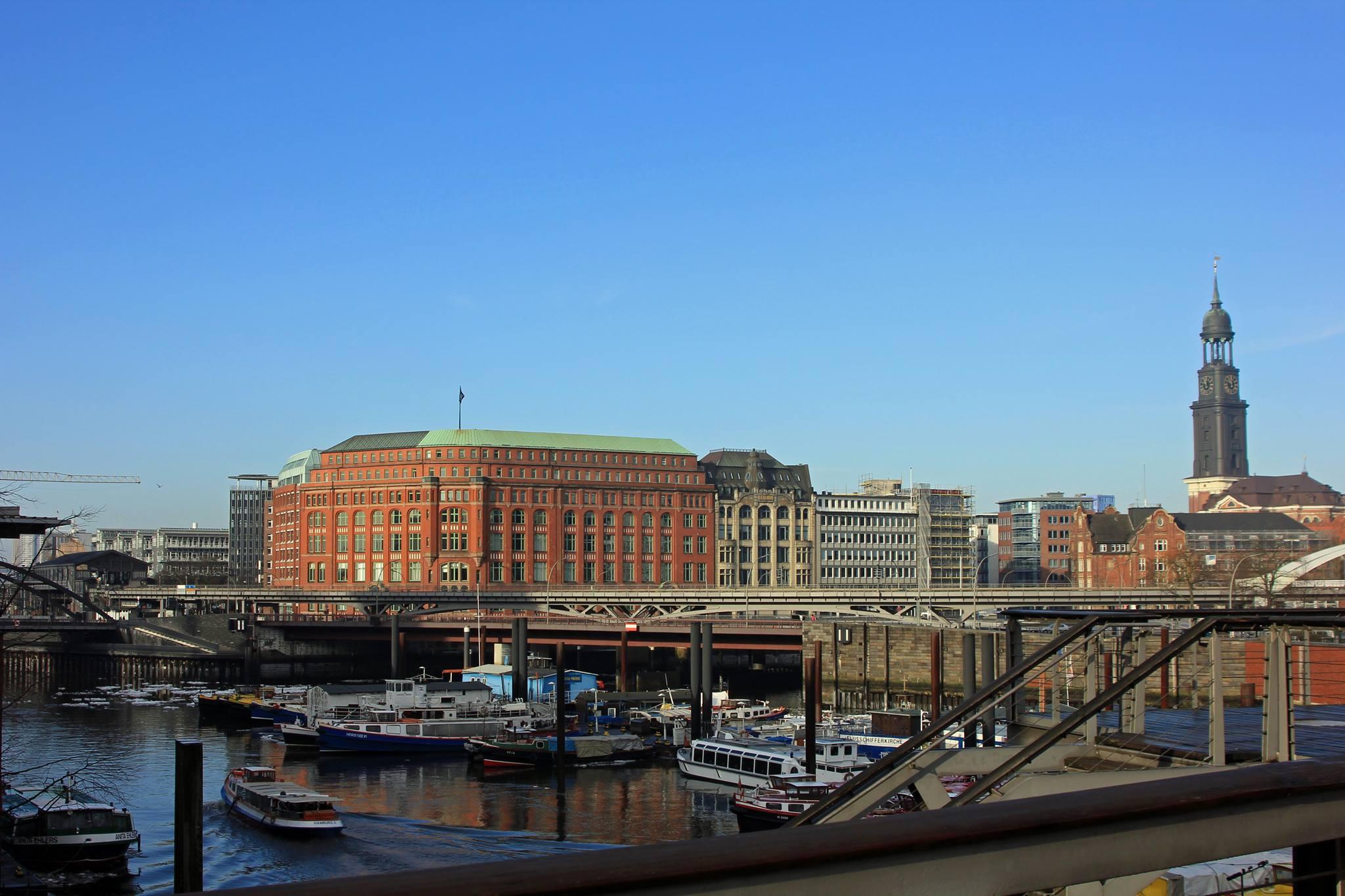 conpega Büro in Hamburg an Elbe und Alster