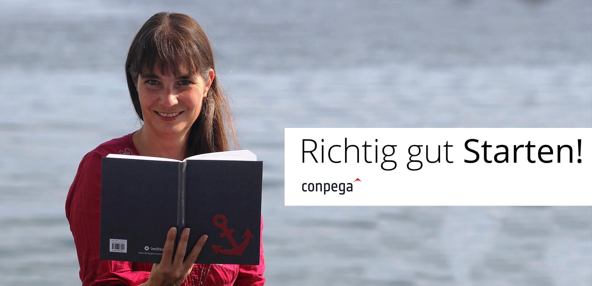 Onloarding Arbeitsbuch Richtig gut Starte! von der Autorin Christina Kruse