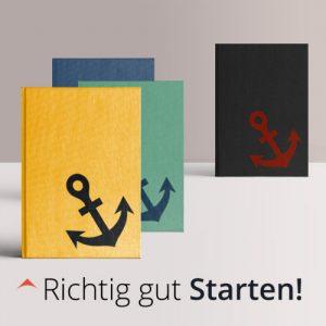 """""""Richtig gu starten! Arbeitsbuch für die ersten 100 Tage; von Christina Kruse"""